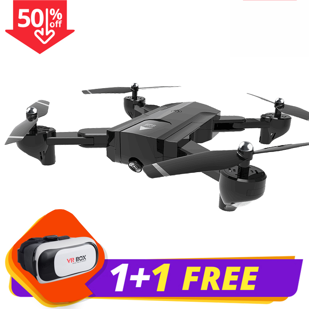 Rc Model Vehicles & Kits E58 Drone X Pro Foldable 2.4ghz Quadcopter Wifi 1080p Camera 4 Pcs Batteries Low Price Radio Control & Control Line