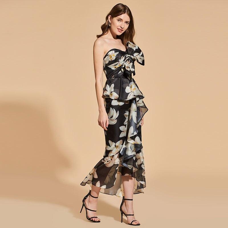 Tanpell коктейльное платье с длиной до щиколотки на молнии платье для женщин вечерние Пользовательские Короткие коктейльные платья