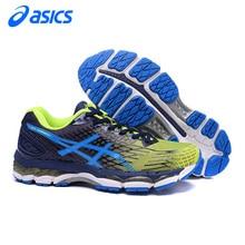 Hombres ASICS T507N-9190-9901-9093 GEL-NIMBUS 17 Originales Zapatos Corrientes Zapatillas de Deporte