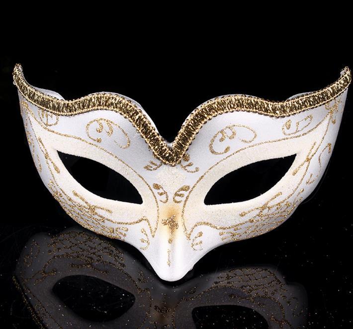Bridal Wedding Crystal Eye Mask Masquerade for Wedding Prom Party Costume