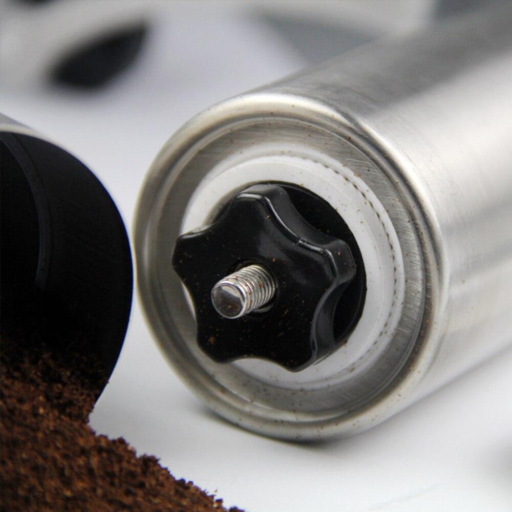 SıCAK SATıŞ Paslanmaz Çelik Manuel Kahve Değirmeni Hassas Bira - Elektrikli Mutfak Aletleri - Fotoğraf 6