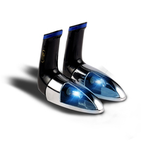 Shoes Dryer Ozone Deodorization Dry Shoe Baking Shoe UV Sterilization Warm Shoes Children's Smart Telescopic Timing