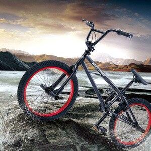 Image 3 - ウルフの牙自転車bmxマウンテンバイクロードバイクmtb bmxバイクフロントキャリパーブレーキリアのvブレーキ自転車送料無料