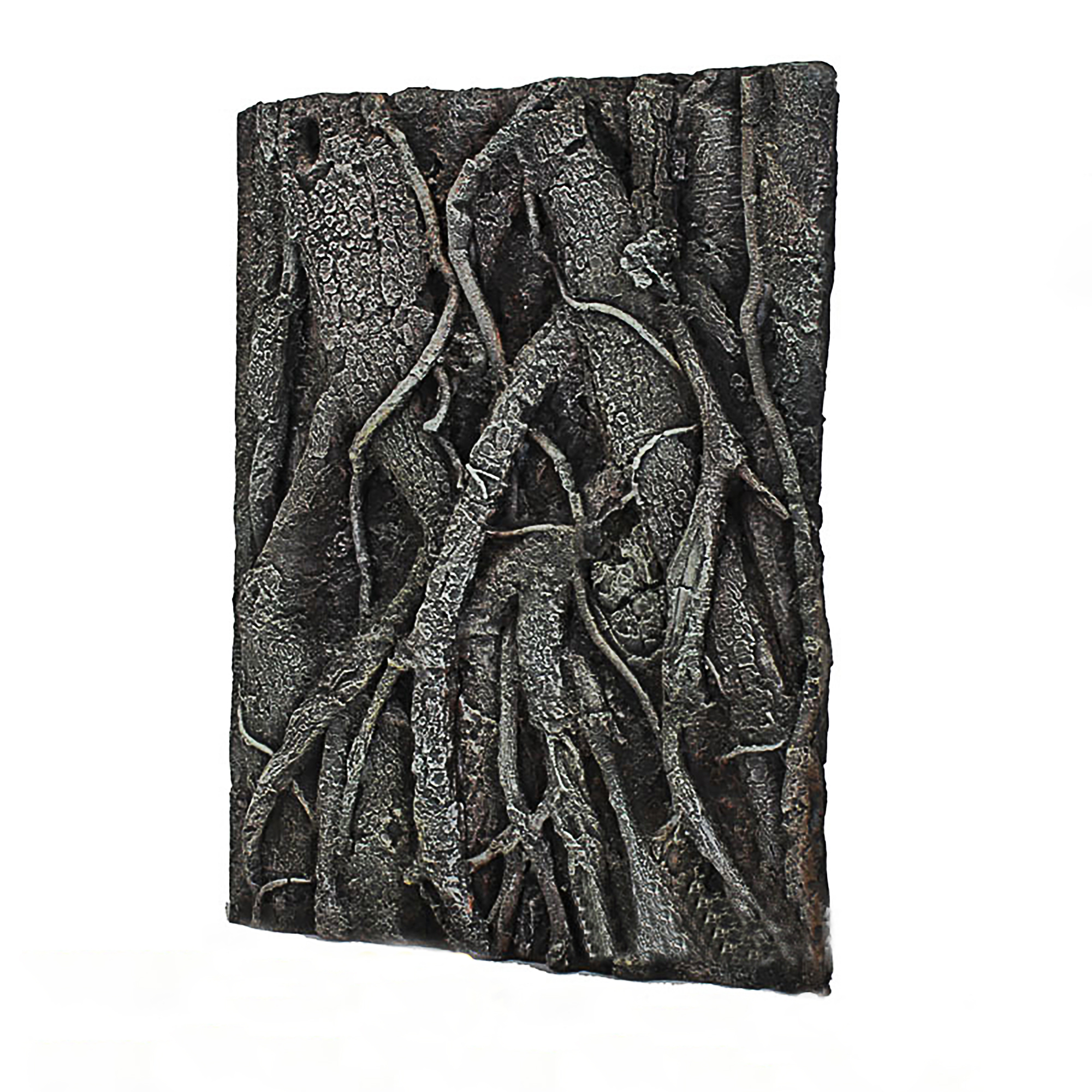 Boîte de Reptile 3D fond mousse aménagement paysager arbre racine motif Gecko lézard tortue tarentule grenouille Vivarium Terrarium décoration