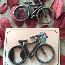 """Винтажные свадебный подарок подарками-""""Let's go на приключения"""" Велосипедный спорт открывалка для бутылок вечере сувенир велосипед открывалка для бутылок"""