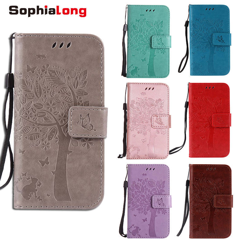 """Phone Cases for HTC Desire 825 Case Original SophiaLong Shell For HTC 825 Coque Flip Cover with Card Holder 5.5"""" Skin Housing"""