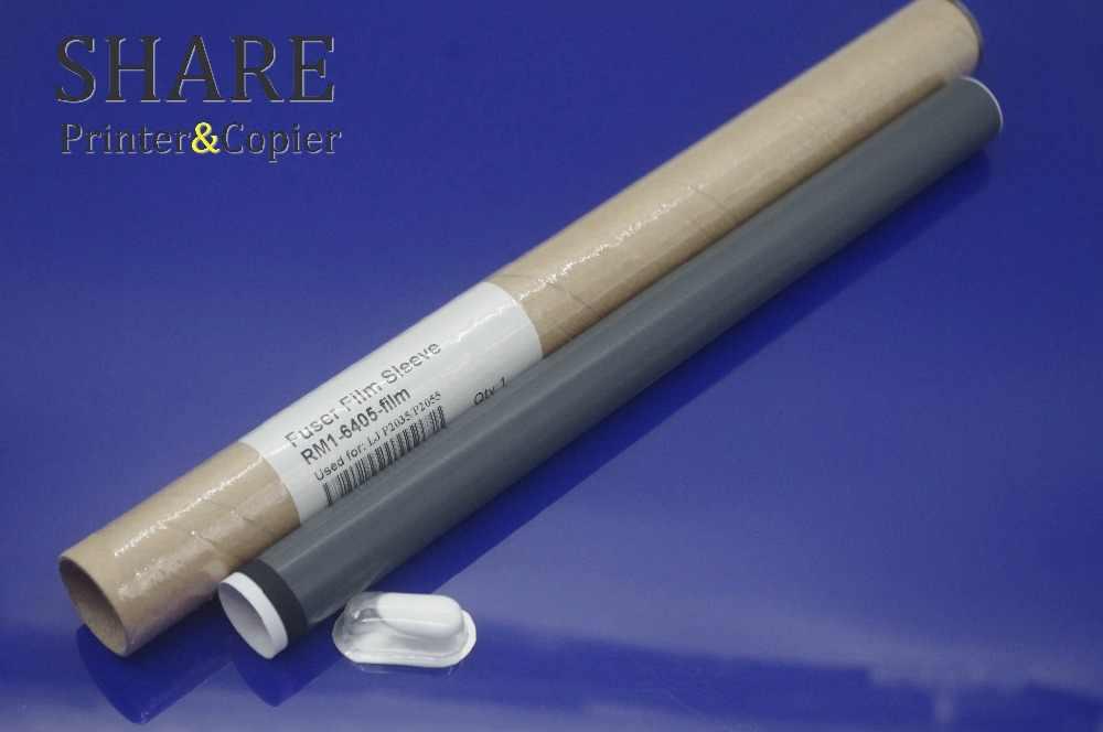 Película original fusor de fijación de película de funda de teflón con grasa para HP P2035 P2055 P2030 2050 M2727 P2014 Pro400 M400 M401 M425