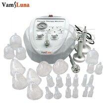 Máquina de terapia de masaje al vacío VamsLuna aumento de la bomba de elevación de pecho potenciador taza masajeador y dispositivo de belleza moldeador de cuerpo