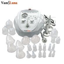 VamsLuna terapia masażem próżniowym maszyna powiększenie pompy podnoszenia powiększacz piersi masażer puchar i kształtowanie sylwetki urządzenie urody