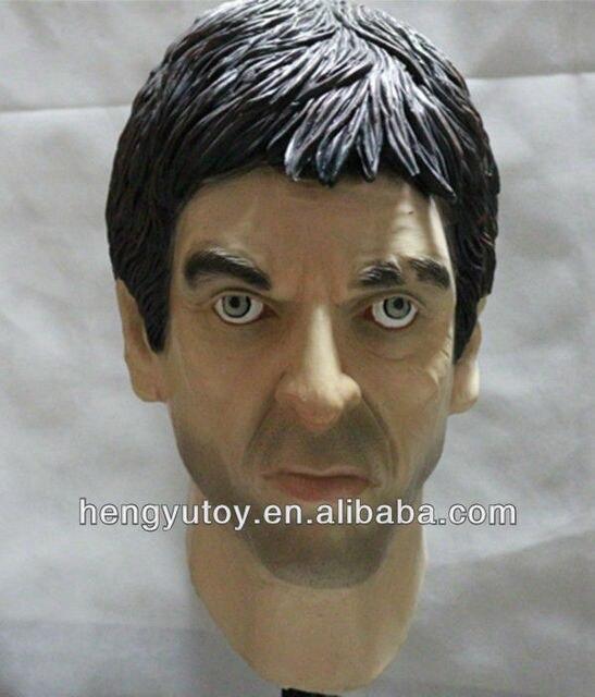 Высокое качество абсолютно потрясающая Реалистичная латексная голливудская маска от супер маски Star Al Pacino