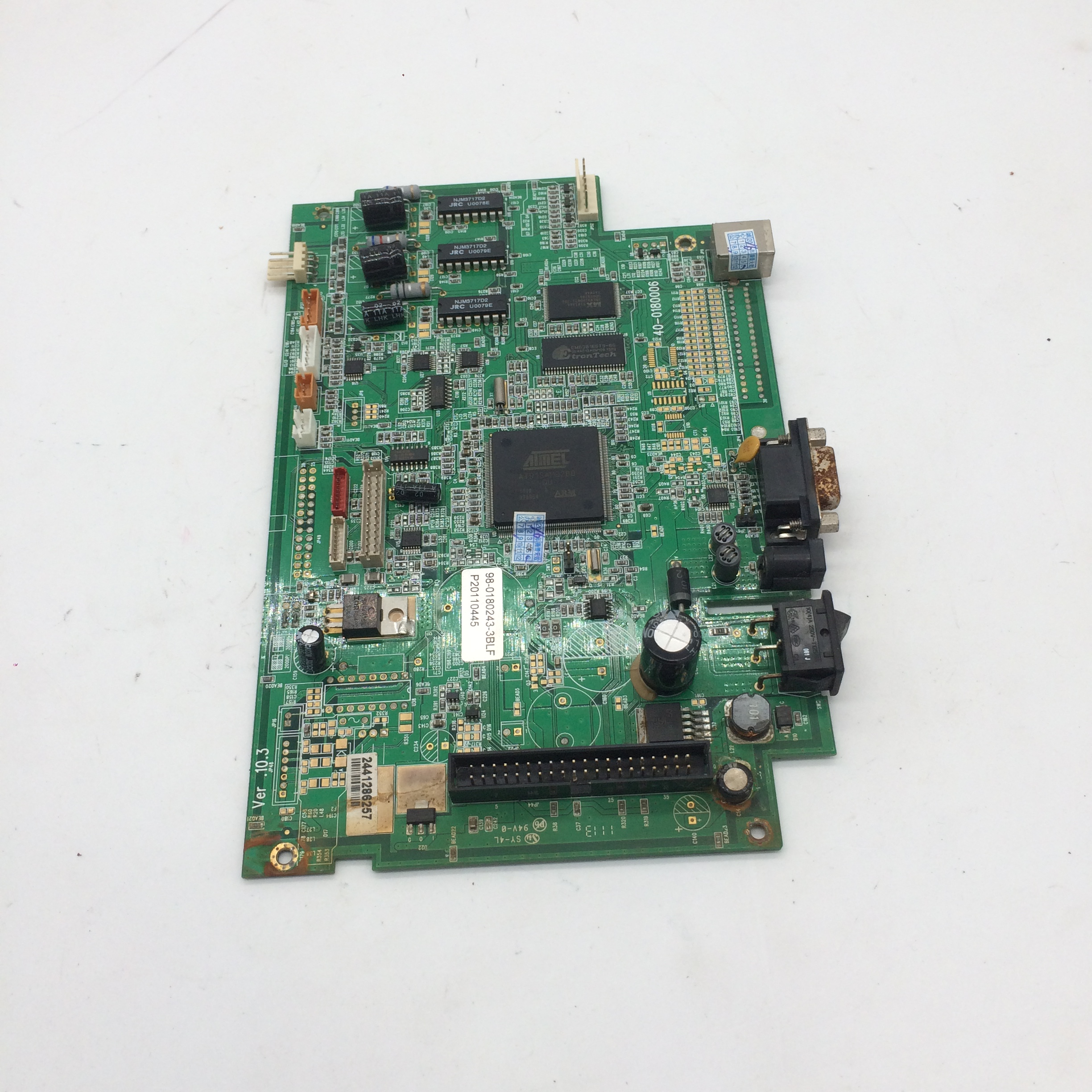Main Board Mainboard For TSC TTP-244 PLUS Printer