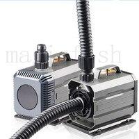 HQB 2000~3500 Aquarium Amphibious Pump ,multi functional submersible pump fish tank water wave pump 220 240V