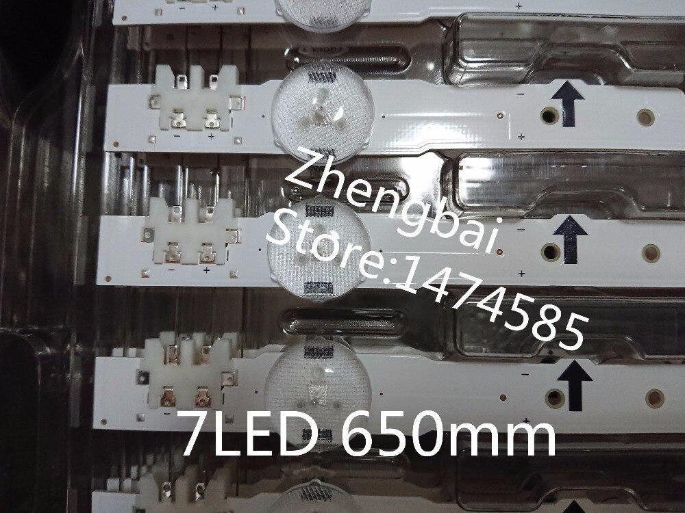 (New kit)3 PCS/set BN96-35208A 35208A 30445A BN96-30448A 7LED 650mm for 32Inch screen CY-HH032AGSV1H CY-HH032AGLV2H