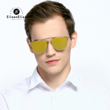 Alloy Mirrored Rimless Brand