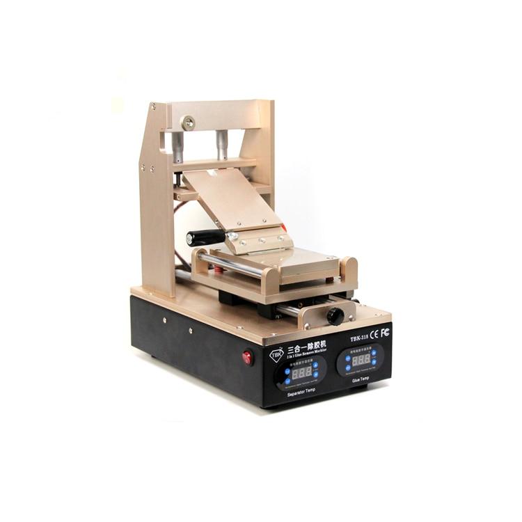 LOCA OCA UV Glue Adhesive Remove Machine LCD Touch Screen Degumming Machine+Vacuum LCD Screen Separator+Preheater цены
