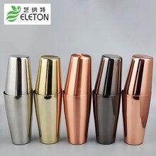 ELETON Amerikanischen Stil Boston Shaker Cocktail Shaker Zinn/Zinn Shaker Edelstahl Bar tool