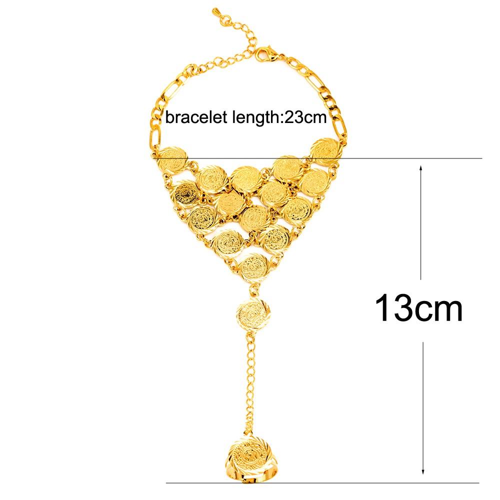 Bracelet orientale mariage pour Femmes