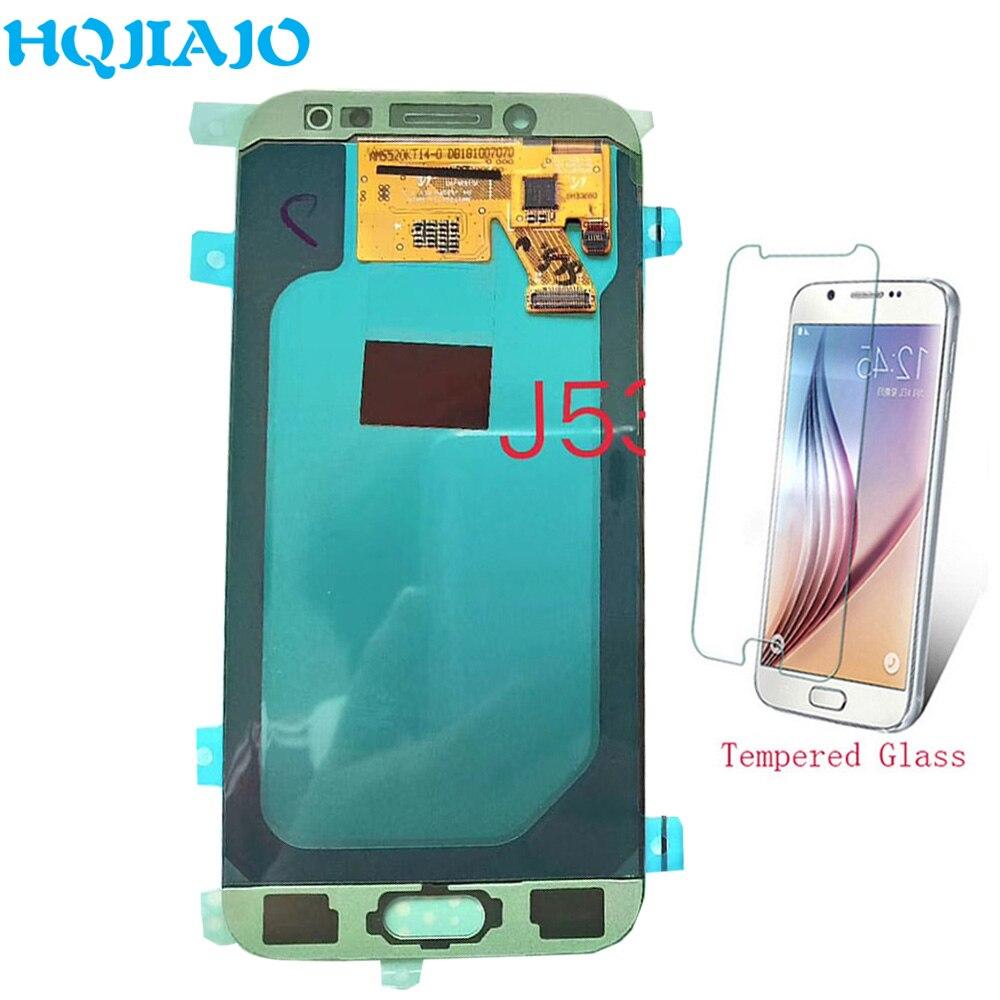 Écran LCD d'origine pour Samsung J530 J5 Pro 2017 J530Y écran tactile numériseur écran LCD pour Samsung Galaxy J530F assemblage