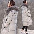 Manteau Femme Invierno Jacket Women Coat Gooes Abajo Chaqueta Para Mujer Chaquetas de Invierno Y Abrigos Espesado Largo Casaco Feminino #0096