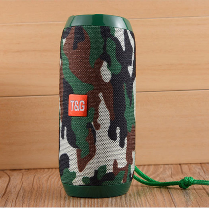 Itek Outdoors Cup Shape Portable Wireless Bluetooth Speakers Stereo Subwoofer Water Resistant Speakers Support TF Card Handsfree