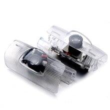 Светодиодный лазерный проектор для двери автомобиля с логотипом Ghost Shadow светильник для Lexus RX GS 300 400 430 350 450 HS IS250 LS LX 570 ES серии RC