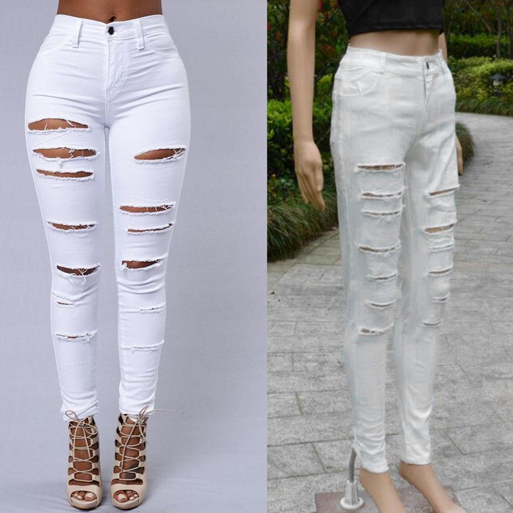 Online Get Cheap Ripped Skinny Jeans for Juniors -Aliexpress.com ...