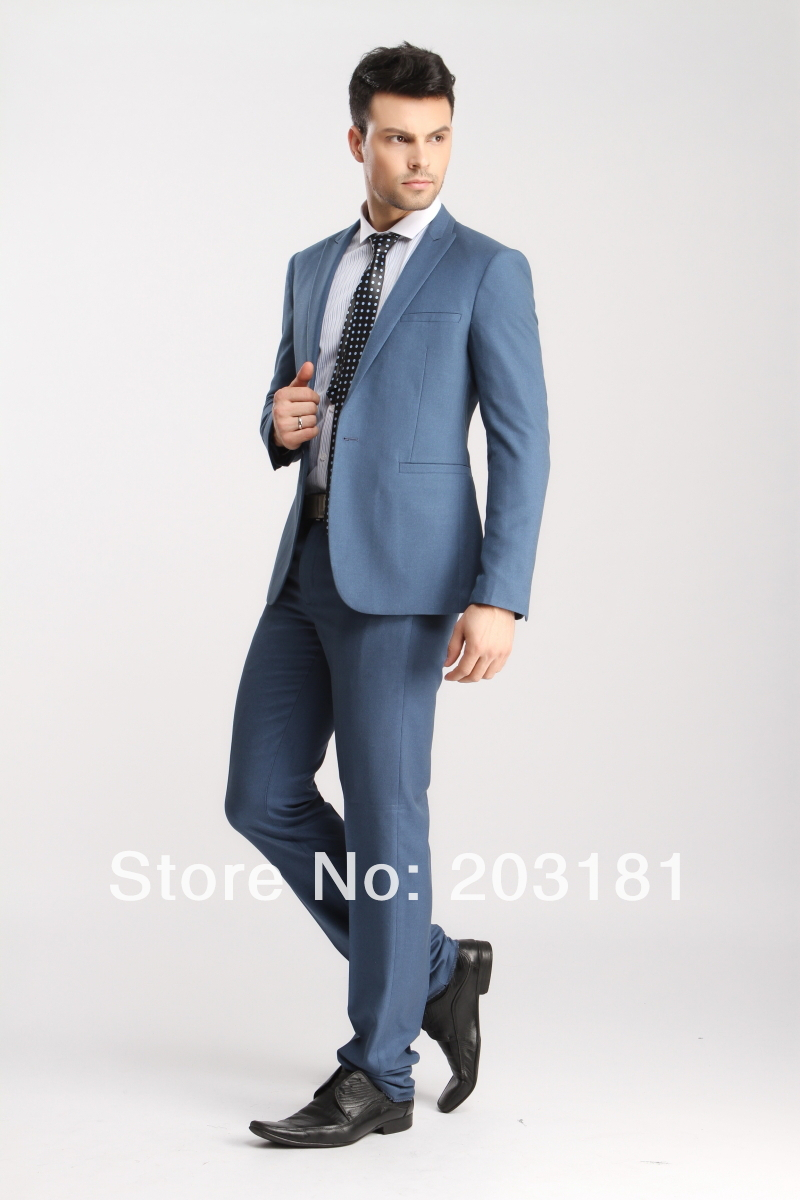 NEW Formal Men Suits Modern Tuxedo For Men Wedding Suits Slim Fit ...