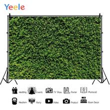 Yeele Grass Foliage Green Screen Chroma Key Scene Personalized Photographic Backdrops Photography Backgrounds For Photo Studio