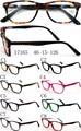 17165 Óculos de Acetato handmade Quadro Crianças Menino das Crianças Óculos de Armação Optical Armação de Óculos para Crianças 12 pçs/lote atacado