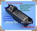 CCD com 4LED de backup Câmera de estacionamento retrovisor para TOYOTA RAV4 09/10 09 Chery Tiggo 3 Chery A3 (3) Chery Rely X5