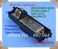 CCD with 4LED backup Camera rearview parking for 09/10 TOYOTA RAV4  09 Chery Tiggo 3 Chery A3 (3) Chery Rely X5