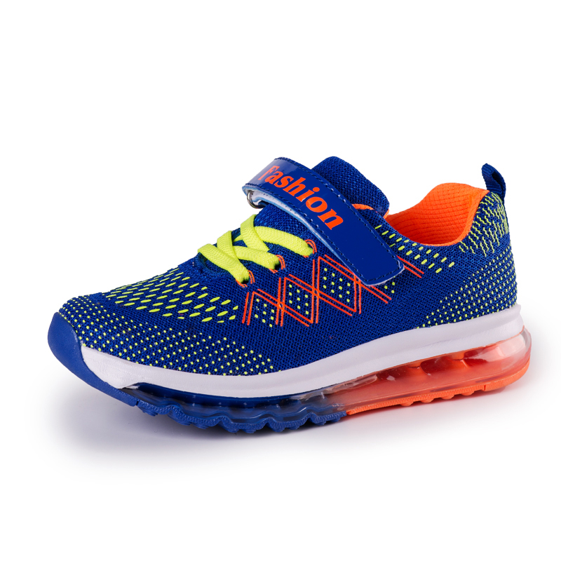 2017 Kids Running Shoes Boys And Girls Outdoor Lightweight Cushioning Sport Shoes Breathable Air Mesh Sneakers For Boys And Girl new kids sneakers boys running shoes breathable mesh fashion kids shoes boys girls sport shoes kids casual sapatos infant