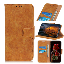Vintage Tattoo Leather Wallet PU Phone Case For Google Pixel XL 2 3 4