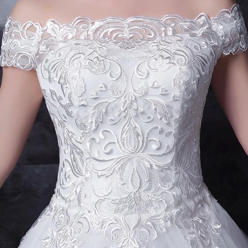 lång halva ärm muslim spets bröllopsklänning högkvalitativ 2016 - Bröllopsklänningar - Foto 5