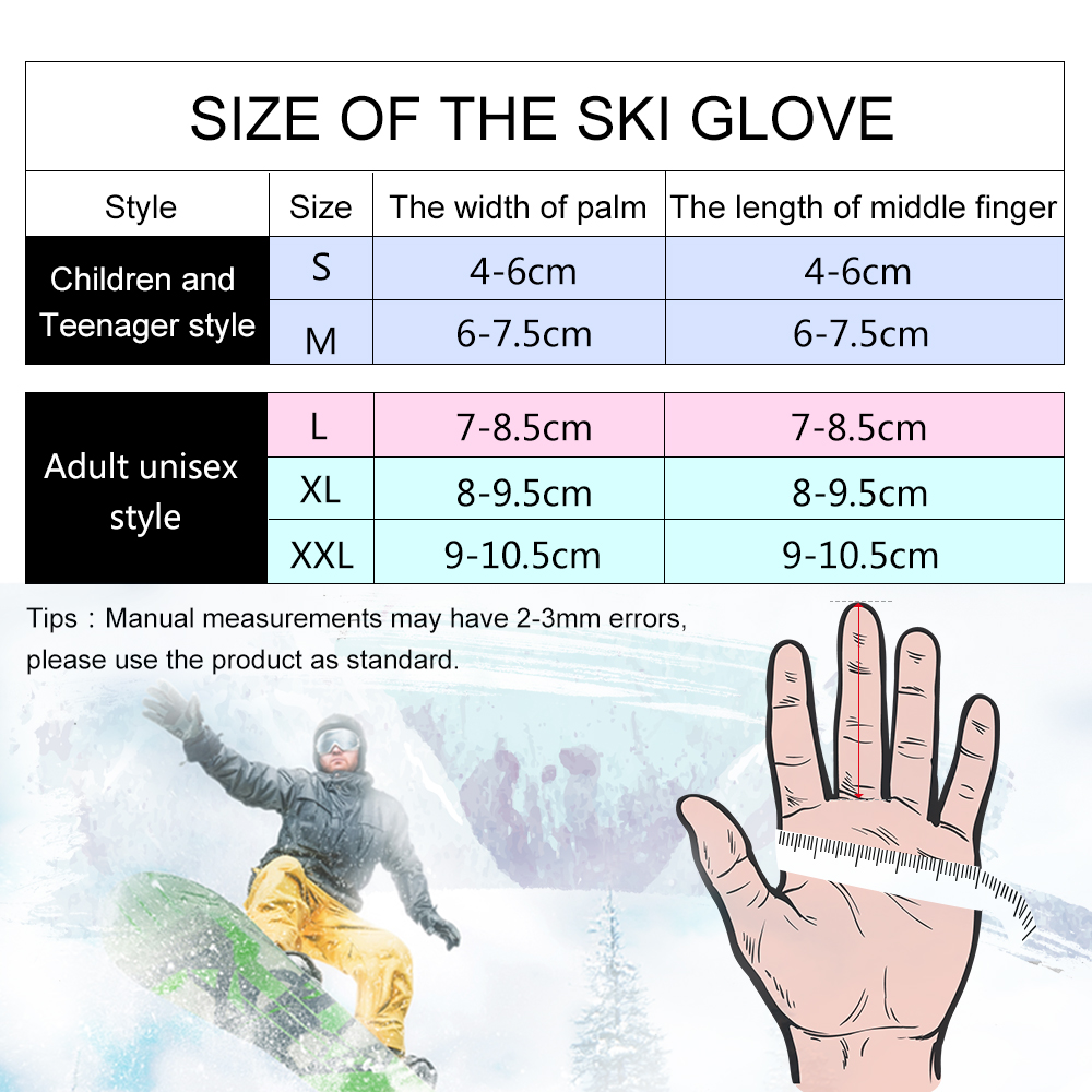 Ski Gloves 4