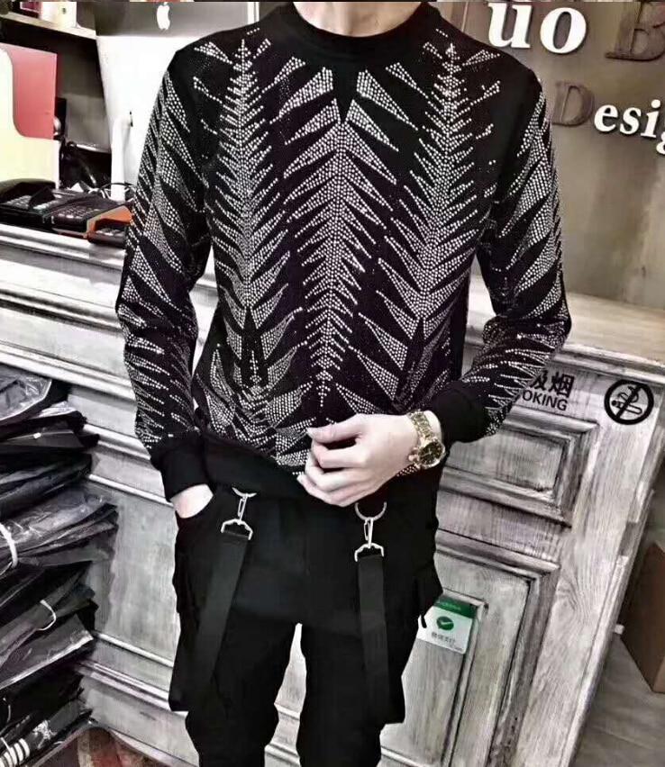 Зимние мужские толстовки, свитшоты с капюшоном, куртки, пальто для мужчин, Сращивание, Осень зима, складки, приталенный реглан, длинный рукав... - 4