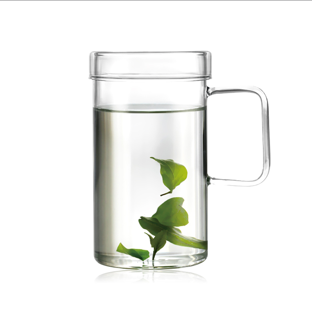 popular glass pitcher lidbuy cheap glass pitcher lid lots from  - new vatiri clear glass mug lid ml vc  oz coffee tea cup officedrink pitcher