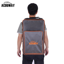 Acouway waterproof Cajon Drum Bag Backpack 1680D fabric 10MM Padding board game back bag also for outdoor hiking camping bag