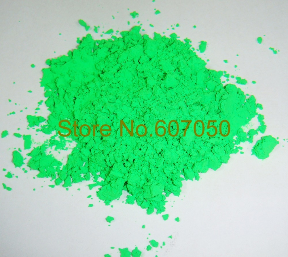 ⃝50 Gram x Neon color verde fluorescente pigmento Polvos de ...