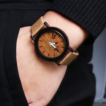 Reloj de Madera para Hombre y Mujer en Varios Colores