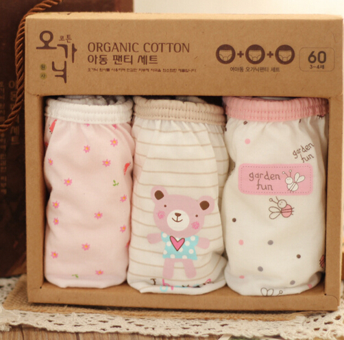 Aliexpress.com : Buy Children's organic cotton underwear baby ...