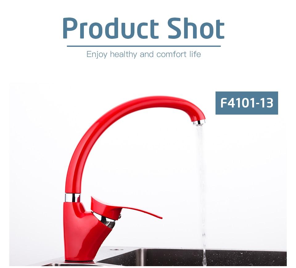 buraco de água torneira da cozinha cozinha F4101-13