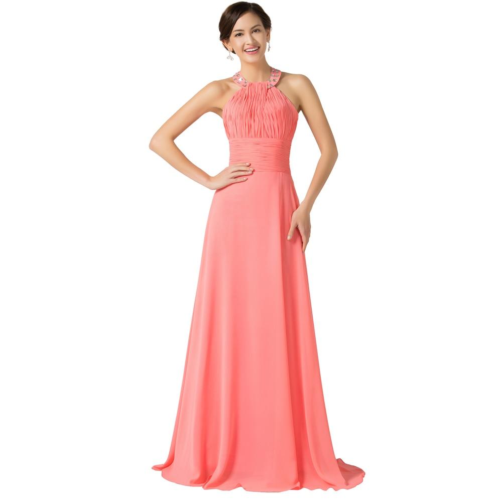 Fantástico Vestidos De Fiesta De Color Rosa Claro Baratos Componente ...