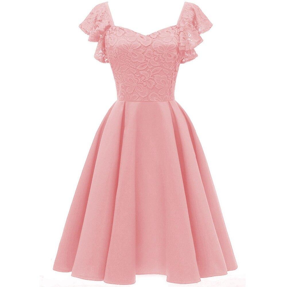 Floral Lace Dress 3