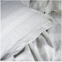 Real Genuine Linen Duvet Comforter Cover Sheet Pillowcase Shams 100 Pure Flax Queen Natueal Flax Bed