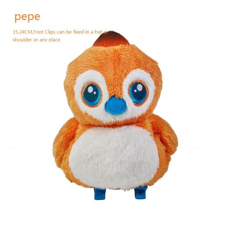 Горячая распродажа 15 см WOW игры мир пепе плюшевые игрушки для друга телепортируйтесь прекрасный пепе куклы для детей рождественские подарки