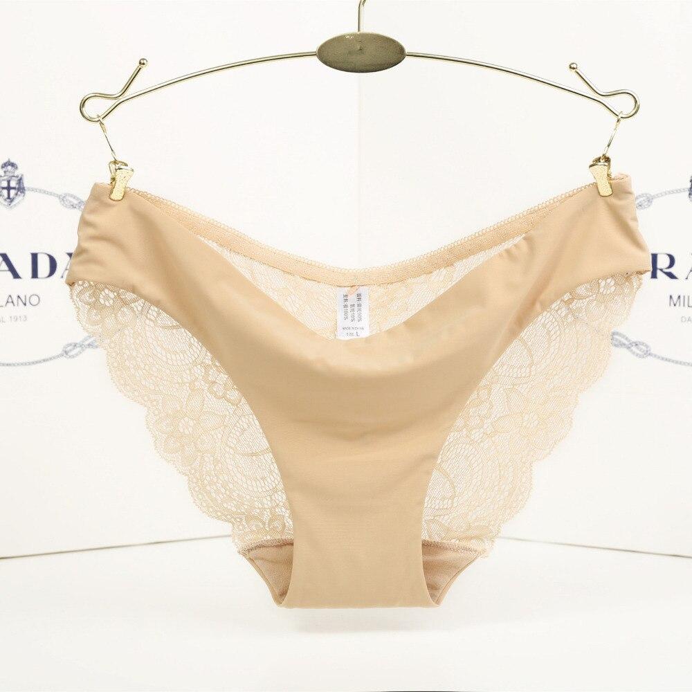 e266c7a8f Sexy lingerie Sem Costura calcinha mulher fantasia rendas virilha de ...