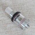Mini Kayfun Clearomizer aço inoxidável Kayfun 3.1 Mini atomizador com 510 fios para mecânica Mod vaporizador Vape cigarro