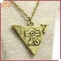 El juego en línea periférica popular adornan el artículo nuevo de moda leyenda de zelda aleación del triángulo collar