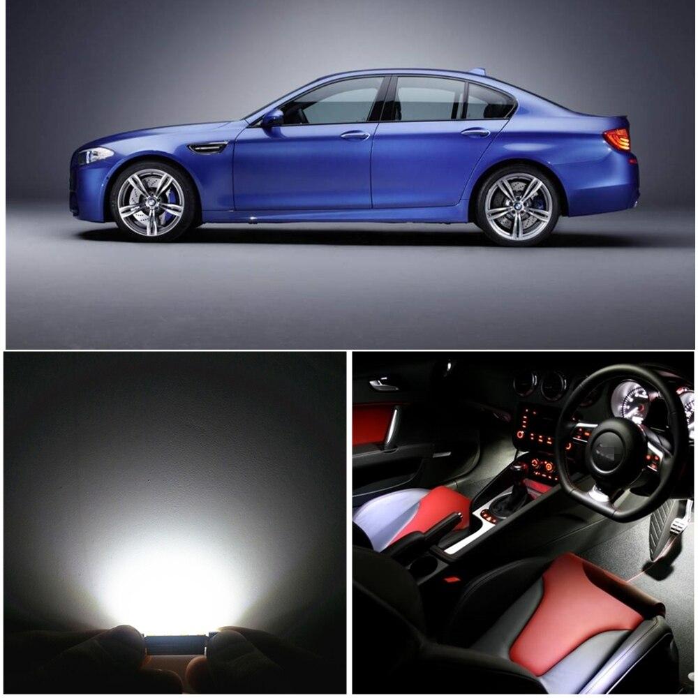 Aliexpresscom Buy Wljh 17x Canbus No Error Car Led Light Interior